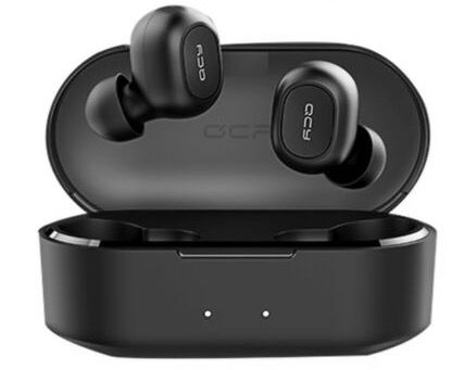 Xiaomi QCY T2C TWS Wireless In Ears mit 800mAh Ladebox für 19,79€   Versand aus DE