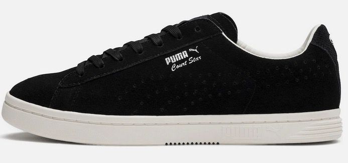 Puma Court Star Suede Interest Herren Sneaker für 24,65€ (statt 70€)