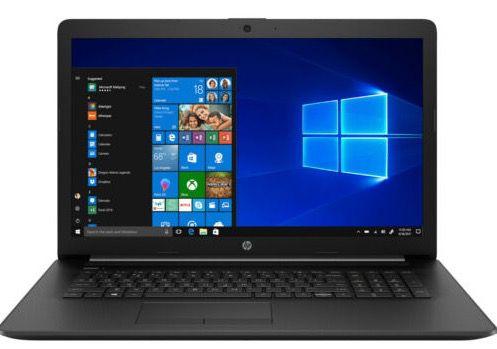 HP 17,3 Notebook mit 4GB RAM, 128GB SSD und Win10 für 359,10€ (statt 399€)