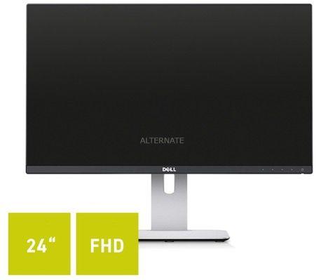 Dell UltraSharp U2414H LED Monitor mit FullHD IPS Display  B Ware für 135,89€ (statt 212€)