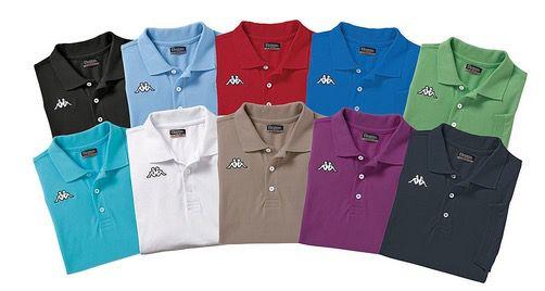 Kappa Polo Shirts im Vorteilspack   10er Pack 107€ oder 5er Pack 57,99€