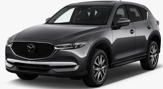 Mazda CX 5 Prime Line mit 165 PS im Privat Leasing inkl. Haustürlieferung + Zulassung für 201,63€ mtl.   LF 0,75
