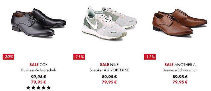 Görtz Sale + 10€ Gutschein (MBW 60€) + keine Versandkosten