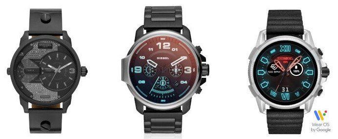 Günstige Diesel Uhren für Sie und Ihn bei Veepee   z.B. Diesel On Full Guard 2.5 für 189,99€ (statt 270€)