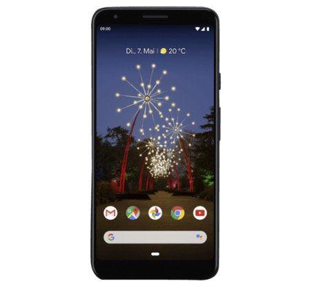 Google Pixel 3a XL 64GB in Schwarz ab 325€ (statt 396€)