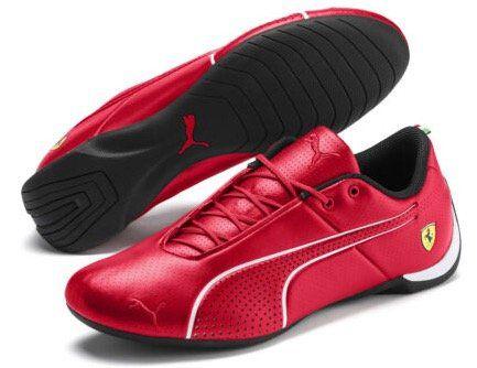 PUMA Ferrari Future Cat Ultra Unisex Sneaker für 38,50€ (statt 77€)