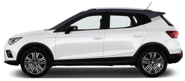 Seat Arona 1.0 TGI Style Erdgas im Privat Leasing für 99€ mtl.   LF 0,69