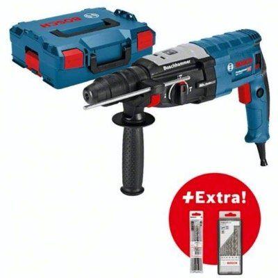Bosch Bohrhammer GBH2 28F in L BOXX + Meißel  und Bohrer Set für 199€ (statt 219€)