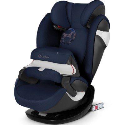 Cybex Pallas M Fix Kindersitz in Denim Blue für 181,99€ (statt 207€)