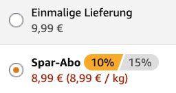 1kg Jacobs Barista Editions Kaffee Crema ganze Bohne für 8,99€ (statt 13€)   Prime