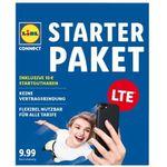 LIDL Connect: Vodafone Prepaid Lidl Connect Starter Paket für 4,99€ (statt 10€) + 10€ Startguthaben