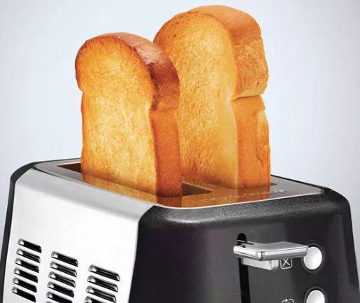 MORPHY RICHARDS Evoke Toaster Schwarz (900W) ab 20€ (statt 51€)