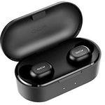 Homscam QCY Bluetooth inEar-Kopfhörer 5.0 mit portablem Ladekästchen für 19,19€ (statt 32€) – Prime Versand