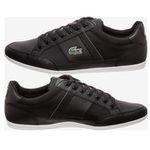 """Lacoste Sneaker """"Chaymon"""" in schwarz für 54,59€ (statt 84€) – durch 30% Gutschein auf Alles"""
