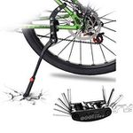 Doben Fahrradständer (einstellbar mit Gummi-Fuß) mit Montagewerkzeug für 12,59€ (statt 21€)
