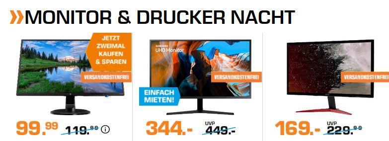 Saturn Monitor & Drucker Late Night: z.B. TOMTOM Via 62 Navi für 119€ (statt 142€)