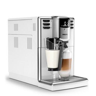 Philips EP5331/10 LatteGo Kaffeevollautomat in Klavierlack Weiß für 399,60€ (statt 529€)