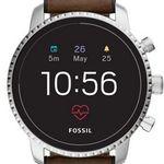 4. Gen. Fossil-Smartwatches mit 30% Rabatt + 15% Gutschein – z.B. Q Explorist Leder für 166€ (statt 237€)