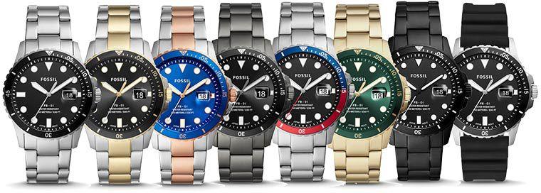 KNALLER🔥 Dank Gutscheinfehler(?) viele Fossil Uhren zu krassen Preisen!
