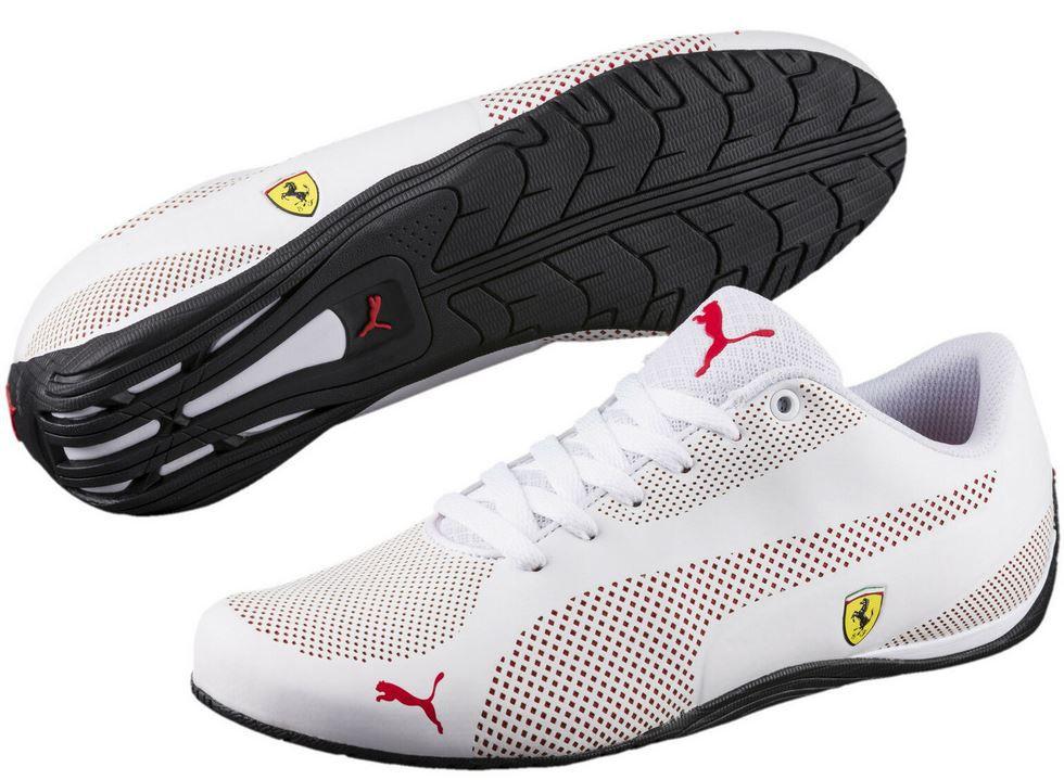 PUMA Ferrari Motorsport Drift Cat 5 Unisex Ultra Sneaker für