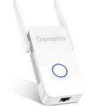 Gemeita WLAN-Repeater 300 Mbit/s mit Dual Antenne kompatibel mit allen gängigen Routern für 13,99€ (statt 20€)