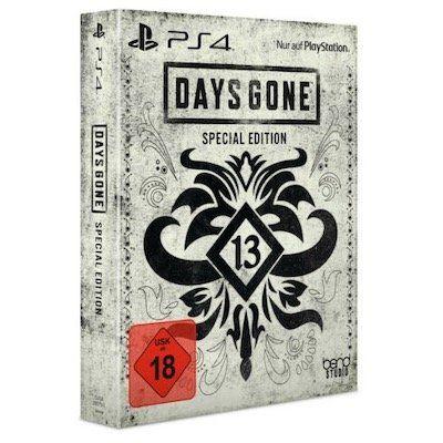 Vorbei! Days Gone   Special Edition (PS4) für 24,99€ (statt 63€)