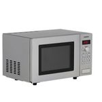 Siemens iQ300 HF15G541 Mikrowelle mit Grill, 800 Watt aus Edelstahl für 111€ (statt 154€)