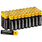 40er Shrink Pack mit Intenso Energy Ultra AAA Micro-Alkaline Batterien für 8,99€ (statt 10€)