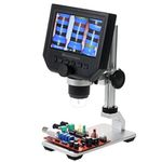 KKmoon digitales Mikroskop mit 4,3 Zoll LCD & 720p für 35,99€ (statt 60€)