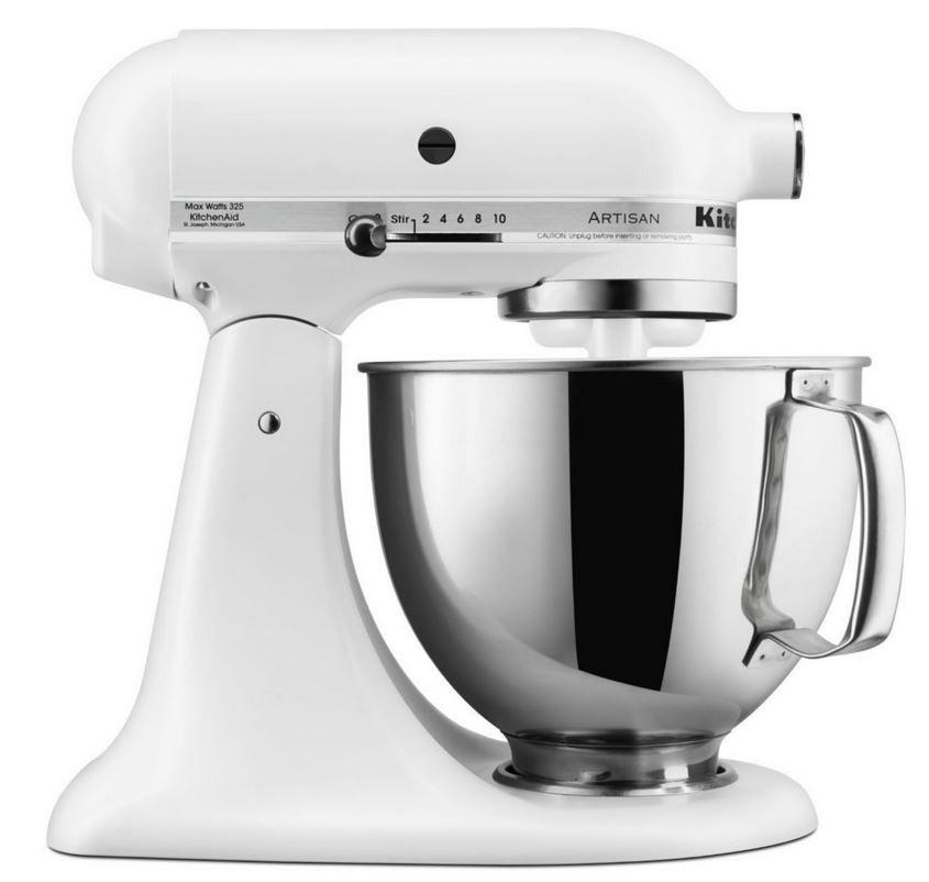 KitchenAid 5KSM150PSEFW Küchenmaschine für 359,99€ (statt 400€)