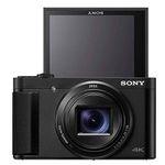 Sony DSC-HX95 Kompaktkamera in Schwarz für 328,94€ (statt 403€)