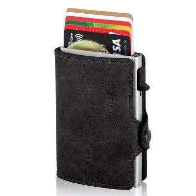 Lebexy Kartenetui mit RFID Schutz für 7,98€ (statt 13€)   Prime