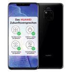 Huawei Mate20 Pro für 4,95€ mit O2 Allnet-Flat mit SMS und 5GB LTE für 19,99€ mtl.