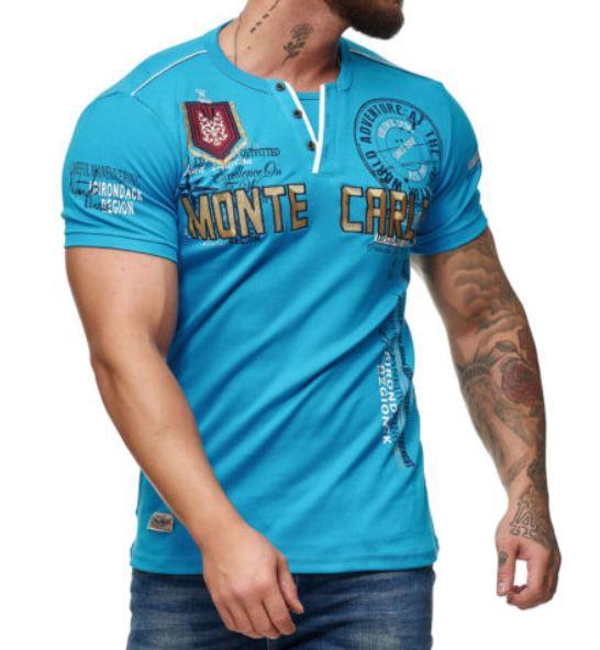 OneRedox Monte Carlo   Herren Shirts ab je 12,90€ (statt 18€)