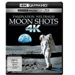 Moon Shots 4K Doku (4K Ultra HD Blu-ray + Blu-ray) für 5€ (statt 23€)