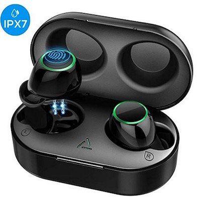 Mpow T6   TWS Bluetooth 5.0 InEar Kopfhörer mit Touch Control für 29,99€ (statt 40€)