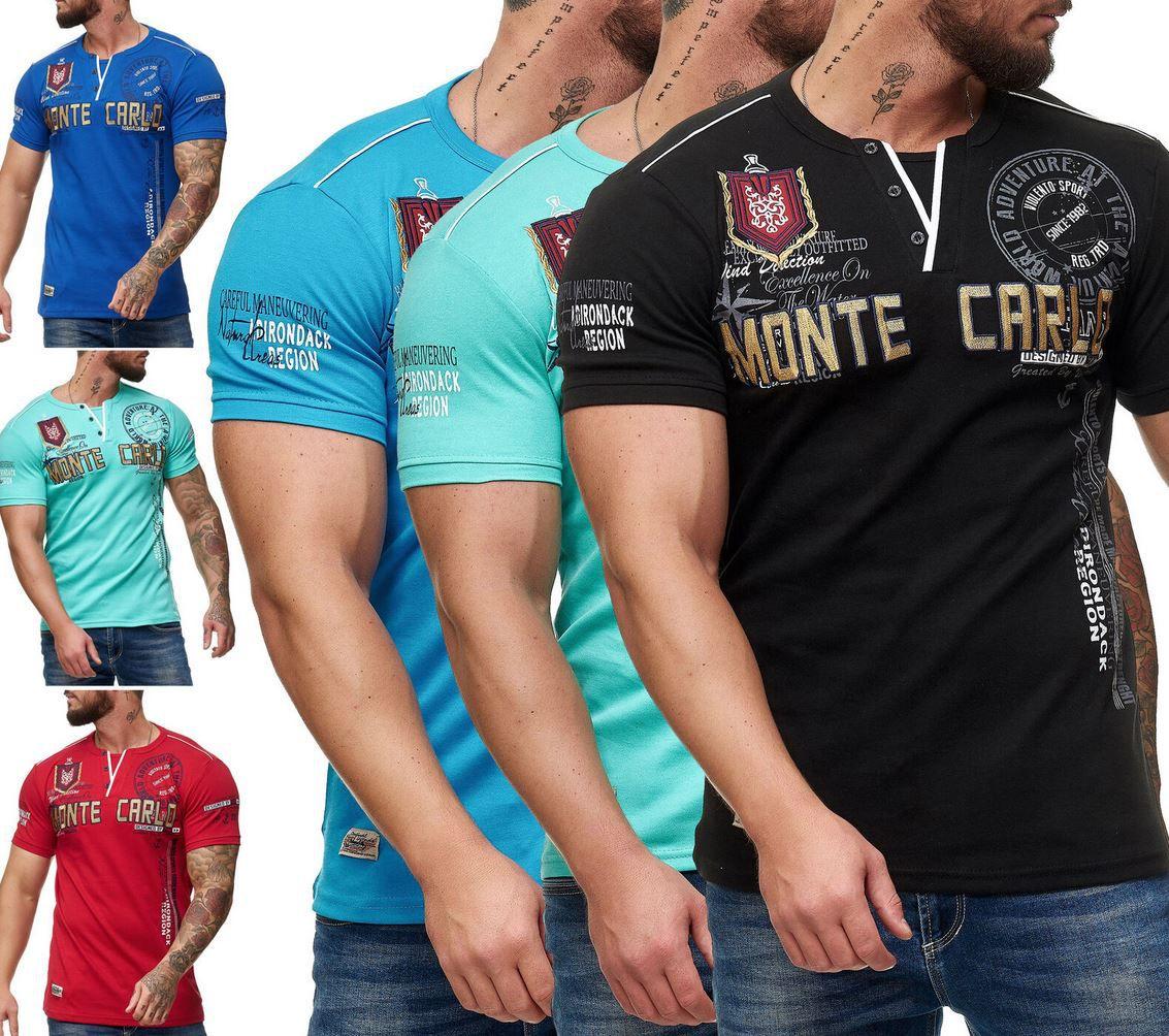 OneRedox Monte Carlo   Herren Shirts ab je 9,90€ (statt 18€)