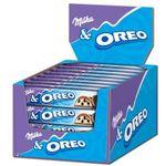 Milka Oreo Riegel-Packung (36x37g) für 16,90€ – MHD Januar 2020