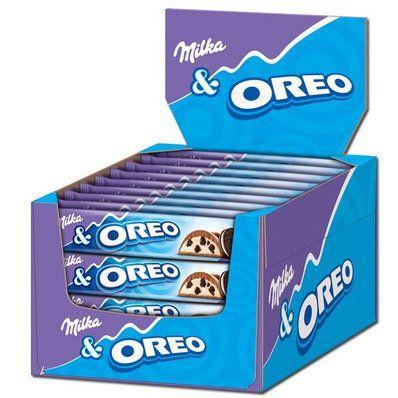 Milka Oreo Riegel Packung (36x37g) für 16,90€   MHD Januar 2020