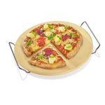 Blowout Friday bei Top12 – z.B. Berndes Pizzastein mit Chromgestell für 6,12€ (statt 24€)