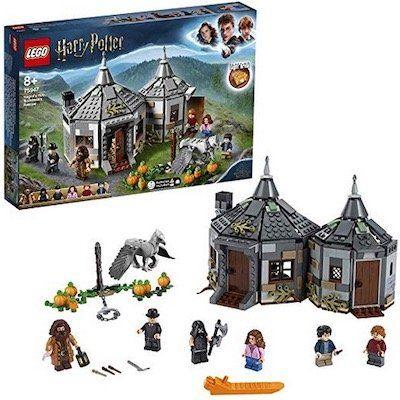 LEGO Harry Potter 75947 Hagrids Hütte: Seidenschnabels Rettung für 44,99€ (statt 55€)