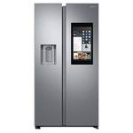 Samsung Edelstahl Side-by-Side Kühlschrank mit Display, Apps und Streaming für 2.299€ (statt 2.159€) + 500€ MM Gutschein