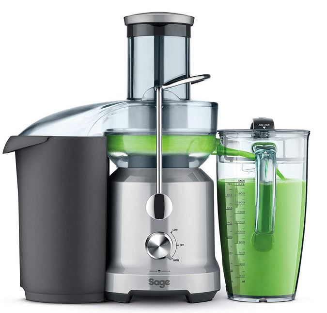 Sage Appliances SJE430 The Nutri Juicer Cold Kaltentsafter für 99€ (statt 150€)