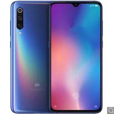 Xiaomi Mi 9   6,39 Zoll Smartphone mit 64GB in Blau oder Schwarz für 310,50€ (statt 349€)   aus DE