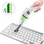 Meco Eleverde Mini-Staubsauger zur Reinigung von z.B. Tastaturen für 14,39€ (statt 24€)