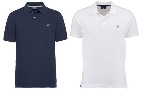 2er Pack Gant Herren Poloshirt The Summer Pique viele Farben und Größen ab 74,80€ (statt 98€)