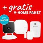 Vodafone RED Kabel-Internet + Alarmsystem geschenkt – z.B. 200 MBit/s ab 29,94€ mtl.