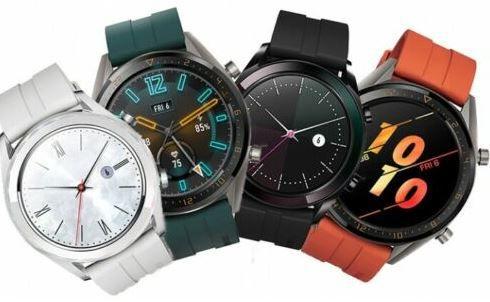 HUAWEI Watch GT Classic Smartwatch im Retro Look für 114,90€ (statt 133€)