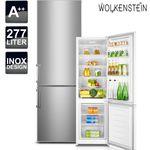Wolkenstein KGK 180 – A++ Kühl-Gefrierkombination 264 L für 279,90€ (statt 328€)