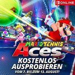 Mario Tennis Aces kostenlos spielen (IMDb 7,2/10)